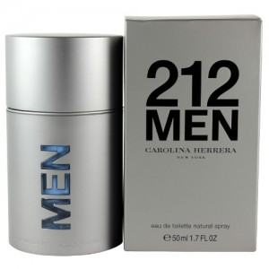 C. Herrera 212 Men 1.7oz EDT