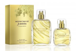 women secret feminine limited edition range