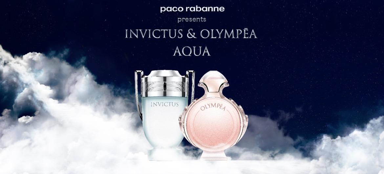 invictus & olympea aqua