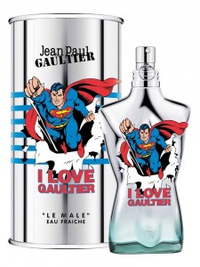 LE MALE SUPERMAN EAU FRAICHE